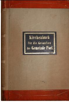 Kirchenbuch-Poel