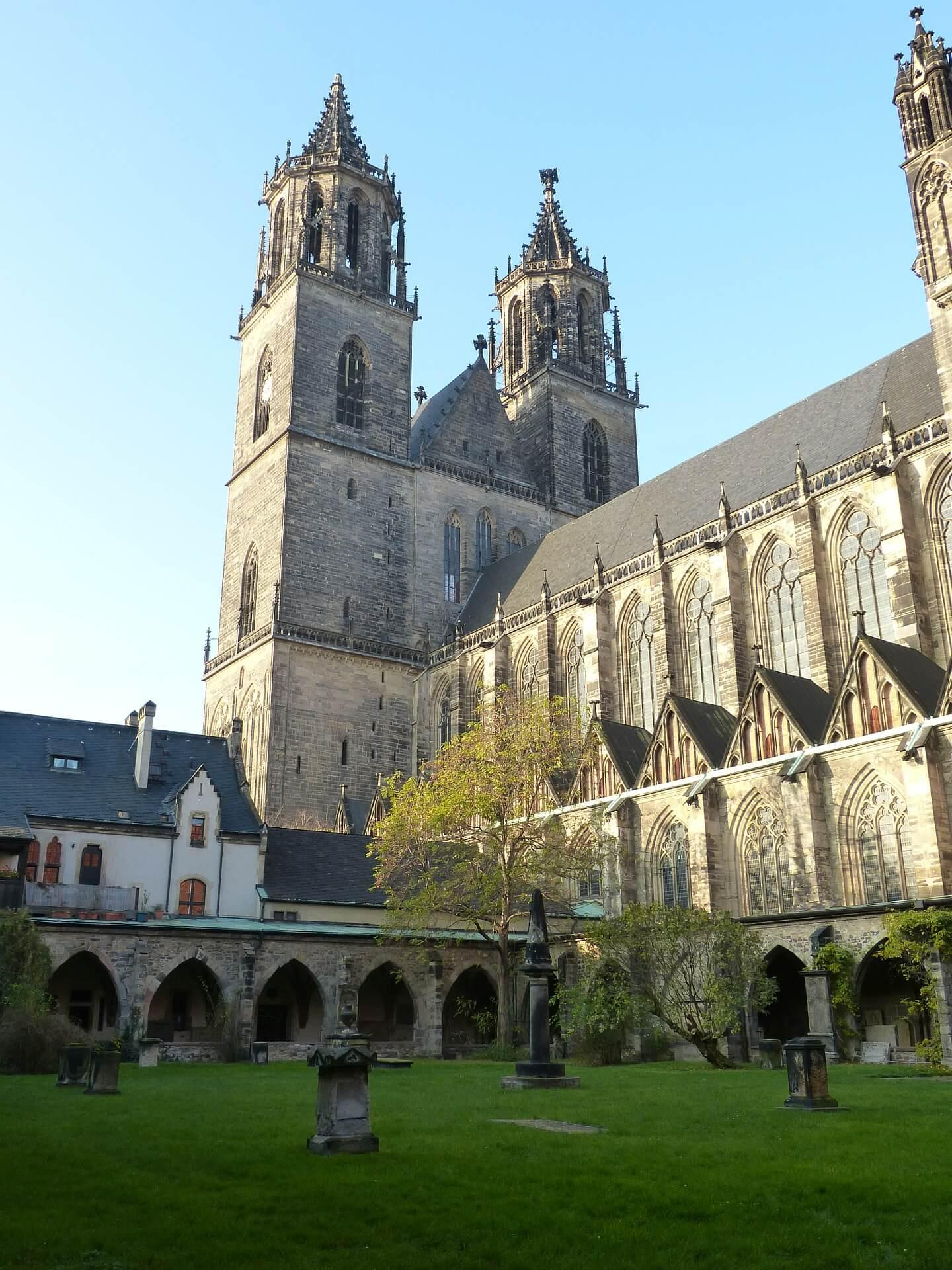 Kirchenbücher Sachsen-Anhalt