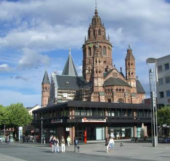 Kirchenbücher Rheinland-Pfalz