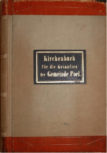 Kirchenbuch-Gemeinde-Poel