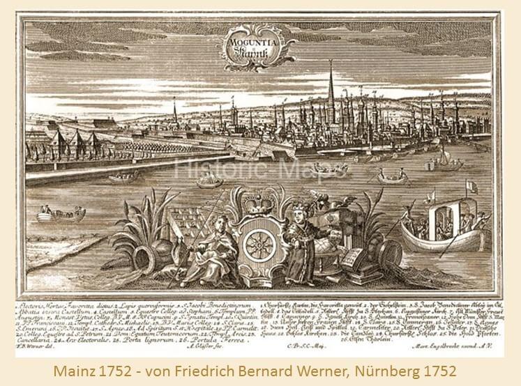 Carnets d'adresses Rhénanie-Palatinat