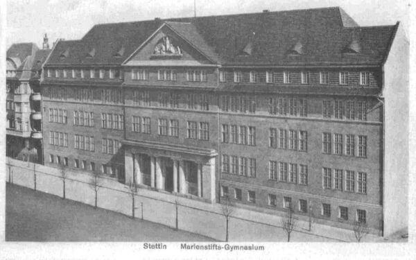 Schulunterlagen Pommern