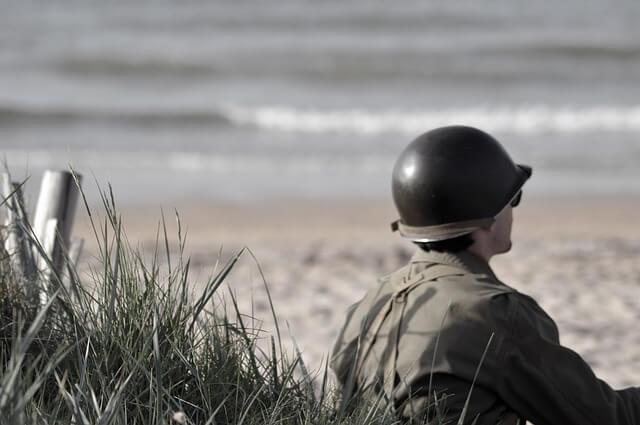 Première mondiale guerre-soldats tombés