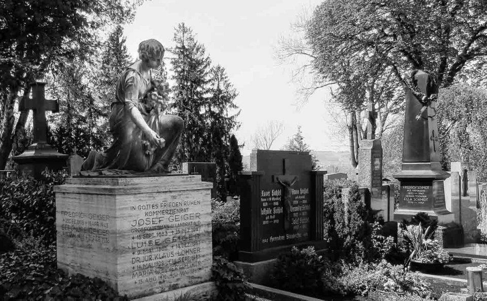 Todesliste aus Lauban 1825