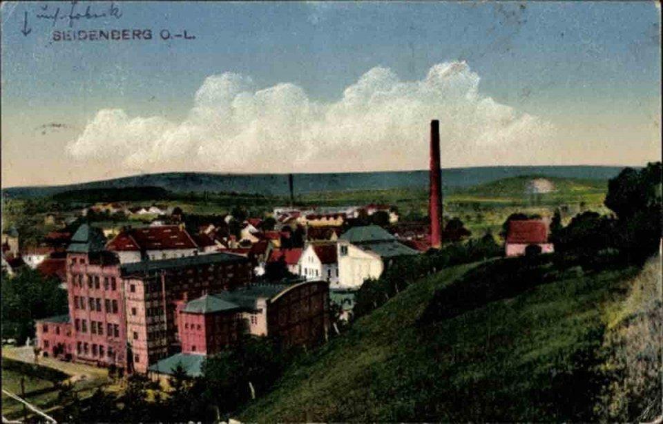Todesliste aus Seidenberg
