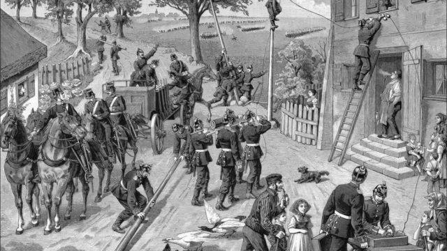 Preußisch Eylau 1888