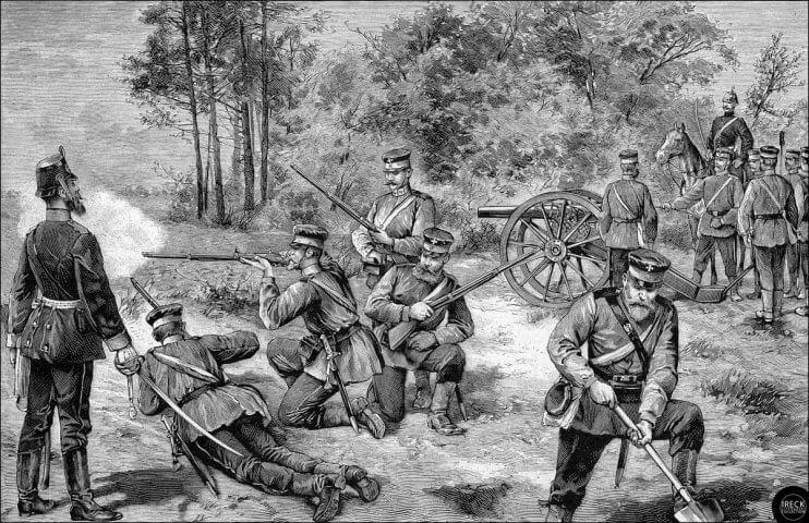 Preußisch Eylau 1889