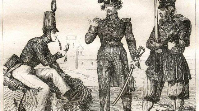 Preußisch Eylau 1890