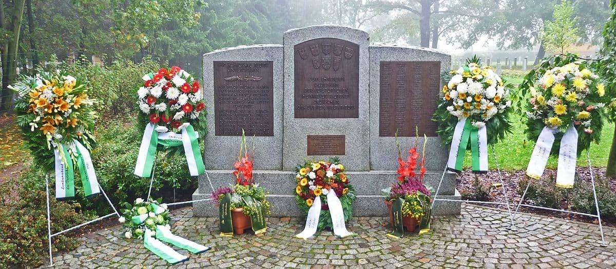 Vertriebenenfriedhof Freiberg