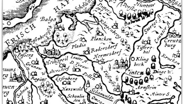 Ordensburg Brandenburg