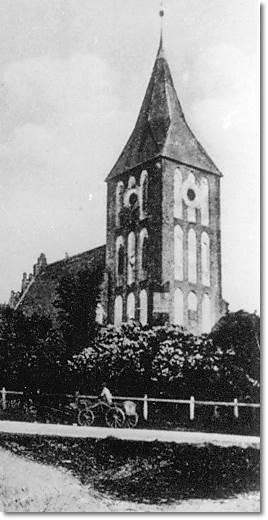 Kirchturm Brandenburg