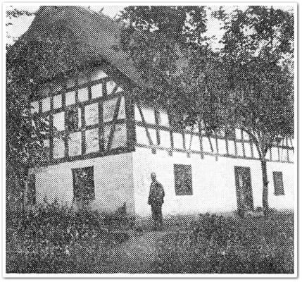 Bauernhaus-Hantel-Muengen
