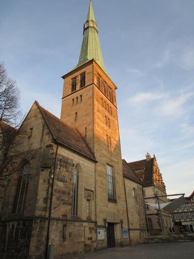 Kirchenbücher aus Nordrhein-Westfalen