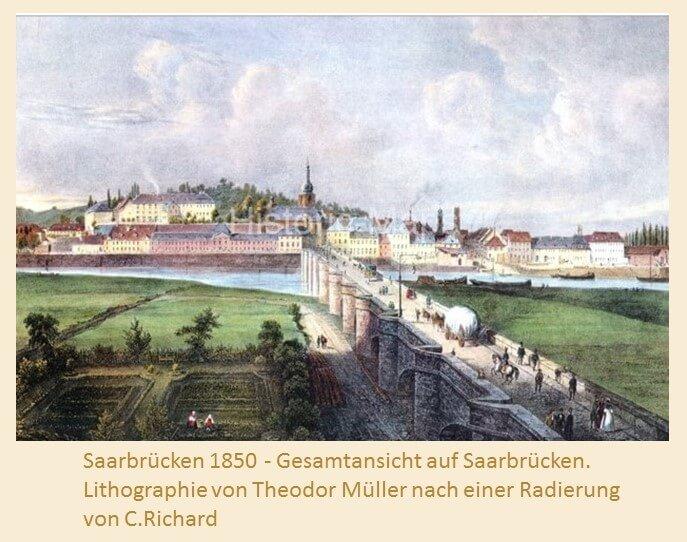 Adressbücher Saarbrücken