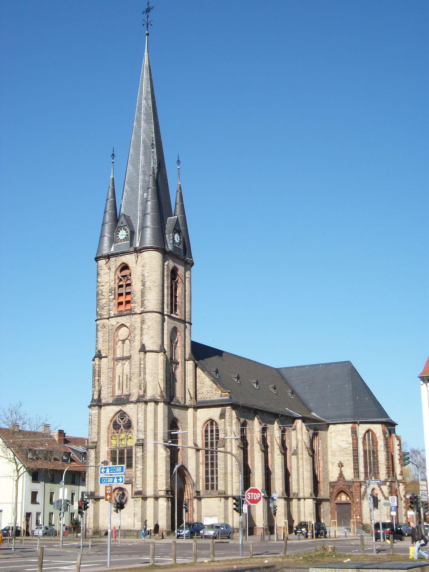Kirchenbücher aus Saarland