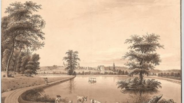 Waldenburg 1821